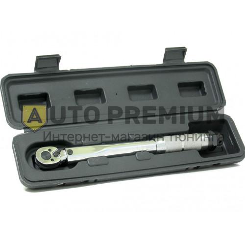 Ключ динамометрический 1/4 5-25 Нм «PARTNER» 857