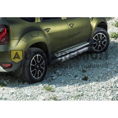 Пороги на Renault Duster (2012-2015) Start